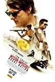 MISSION IMPOSSIBLE 5 : ROGUE NATION - Tom Cruise – Australian Imported Movie Wall Poster Print - 30CM X 43CM Brand New
