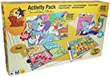 Tom and Jerry Activity Pack Jigsaw and Board Games
