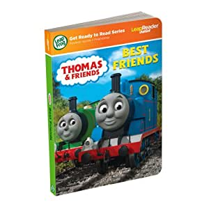 LeapFrog LeapReader Junior Book: Thomas & Friends Best Friends (Works with Tag)