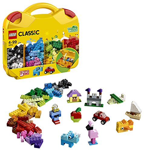 LEGO 10713 Classic Creative Suitcase Best Price and Cheapest