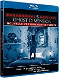 PARANORMAL ACTIVITY 5 GHOST DIMENSION [Blu-ray]