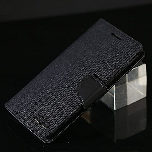 Micromax Canvas 2 Colors A120 Flip Cover Mercury Case (Black) By Vegus  available at amazon for Rs.179