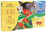 Heads and Tails: Let's STEP Books to Grow On