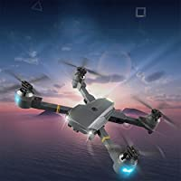 oofay Drone And Camera Set High-Remote Quadrocopter Foldable Real-Time Aerial Aircraft