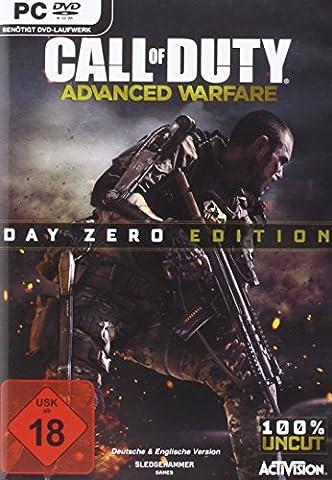Call of Duty: Advanced Warfare - Day Zero Edition inkl. Steelbook - [PC]