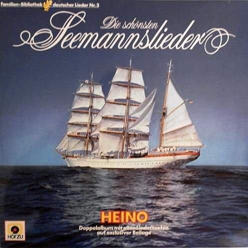 Heino - Die Schönsten Seemannslieder - EMI Electrola - 1C 134-46 021/22