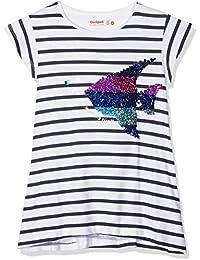 Desigual Ts_saskatchewan, T-Shirt Bambina