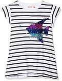 Desigual Mädchen T-Shirt TS_Saskatchewan, Blau (Marino 5001), 116 (Herstellergröße: 5/6)