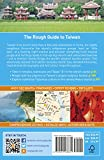 Front cover for the book The Rough Guide to Taiwan by Rough Guides