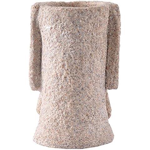 Moai Matita Pot Porta Penna Arenaria Statua
