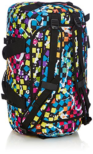 Yak Pak Tasche Convertible Duffle 20 Zoll Black Splatter Checker