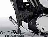 Fußrastenanlage 17 cm vorverlegt für Kawasaki VN 1500 Mean Streak VNT50P mit ABE