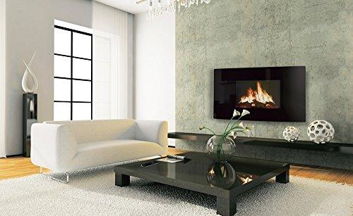 Designer Celsi Fire–Puraflame Curved by Celsi