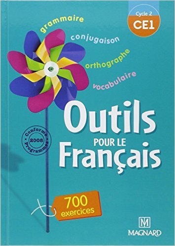 Outils pour le français CE1 de Sylvie Aminta,Alice Helbling,Claire Barthomeuf ( 20 mars 2009 )