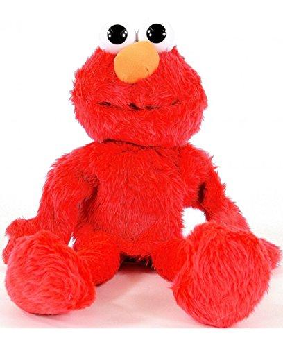 pe Elmo Plüschfigur ca. 32cm Sesamstraße Kinder Puppe hand puppet (Elmo Kinder)