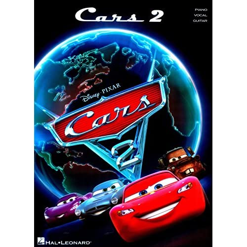 Cars 2 Songbook: Music from the Motion Picture Soundtrack (Disney Pixar Cars) (English Edition) 3