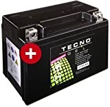 GEL Batterie YTX9-BS Kawasaki Z 800 A 2013-2016 von TECNO
