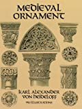 Image de Medieval Ornament: 950 Illustrations