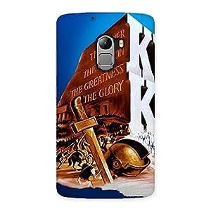 Cute King Power Back Case Cover for Lenovo K4 Note