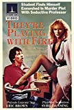 They're Playing with Fire Movie Poster (68,58 x 101,60 cm)