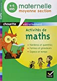 Chouette - Maths Moyenne Section