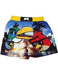 Short de bain pour garçon Officiel Angry Birds 4,6,8,10ans