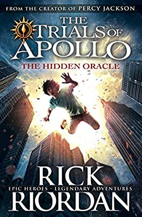 How many trials of apollo books are there