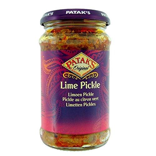 Patak's Limoen Pickle - 283g