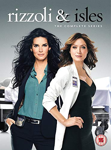 Zoom IMG-3 rizzoli and isles s1 7