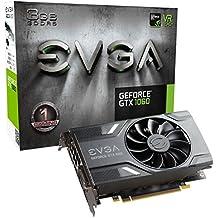 EVGA GeForce GTX 1060 3GB GAMING GeForce GTX 1060 3GB GDDR5 - Tarjeta gráfica (NVIDIA, GeForce GTX 1060, 7680 x 4320 Pixeles, 1506 MHz, 1708 MHz, 3 GB)