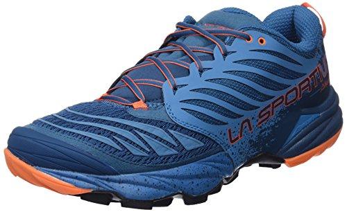 La Sportiva Akasha Trail Laufschuhe - SS18-44 (Ultra Cushion Laufschuhe)