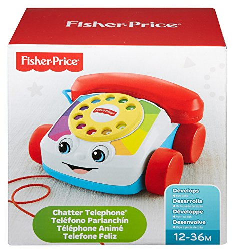 Image of Fisher-Price Chatter Telephone