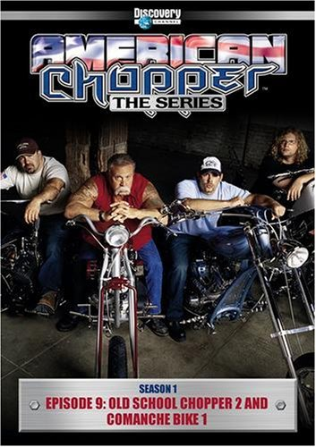 American Chopper Season 1 - Episode 9: Old School Chopper 2 and Comanche Bike 1 (Chopper Comanche)