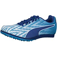 Adultes Unisexe Étoiles 5.1, Chaussures De Plein Air Multisports Blanc-bleu-danube Bleu Vrai Pumas