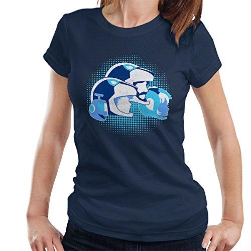 Travel Among Unknown Stars Ulysses 31 Women's T-Shirt Navy Blue