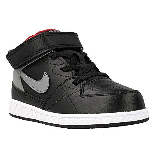 Nike Priority Mid TD - 653678096 - Couleur: Noir-Gris - Pointure: 19.5