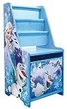 Fun House–712408–Disney Eiskönigin–Nachttisch mit Aufbewahrung für Kinder H.70x l.32.5x P30cm