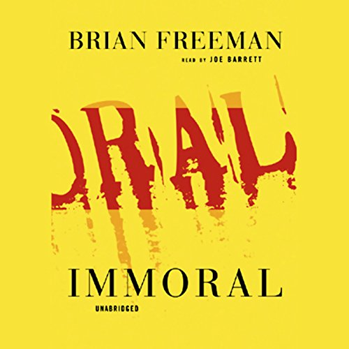 Immoral: Jonathan Stride, Book 1