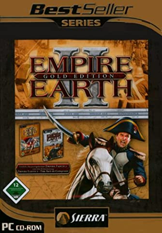 Empire Earth II - Gold Edition [Bestseller Series] - Import Allemagne