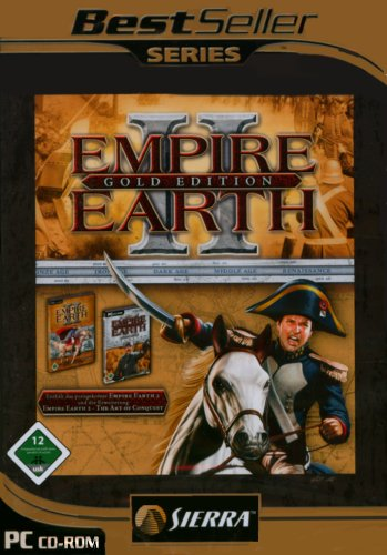 empire earth 2 Empire Earth II - Gold Edition [Bestseller Series]