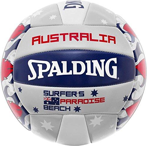 Spalding Australia Pallone Da Pallavolo, 5