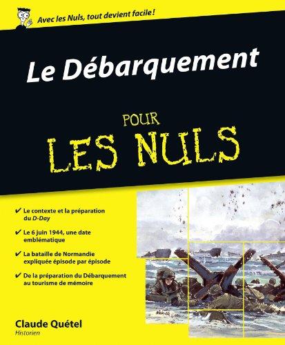 Download Online Le Débarquement Pour les Nuls pdf ebook