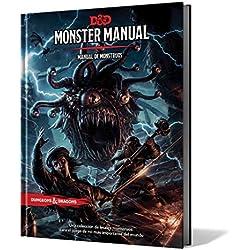 Dungeons & Dragons- D&D Monster (Manual de Monstruos), (Edge Entertainment EEWCDD02)