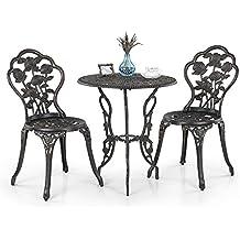 Mesas y sillas para bar - Amazon mesas de jardin ...
