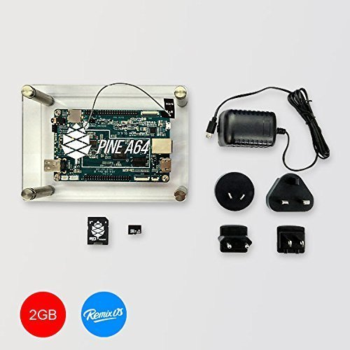 Pine A64+ STARTER KIT – 2GB COMBO SET
