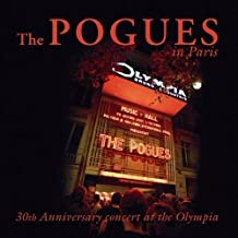 The Pogues In Paris - 30th Anniversary Concert At The Olympia by Pogues (2012) Audio CD by Unknown (0100-01-01)