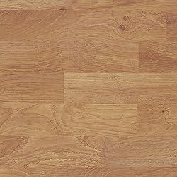 WORKTOPEXPRESS Colmar Oak Wood Effect Laminate Kitchen Worktops - Semi Gloss (Upstands 3000 x 95 x 12mm)