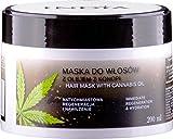 Haarpflege Kur mit Cannabis Öl in Premiumqualität