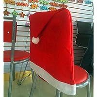Amazon Fr Housse De Chaise Noel Decorations Originales Noel