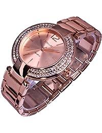 Excellanc llanc Mujer Reloj Reloj de pulsera Rose Gold Colores 152335500011RO2